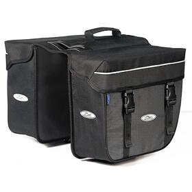 Norco Orlando Twin-Box Pannier Bag black/grey